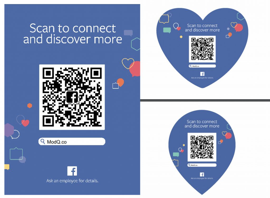 Facebook now lets you download QR code posters for your pages - Iszy